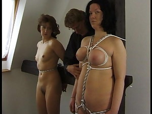 my very first BDSM time