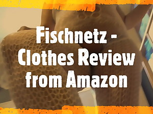 Fishnet - Clothes Review from Amazon