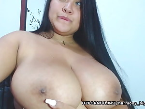 tiny tits, but huge boobs